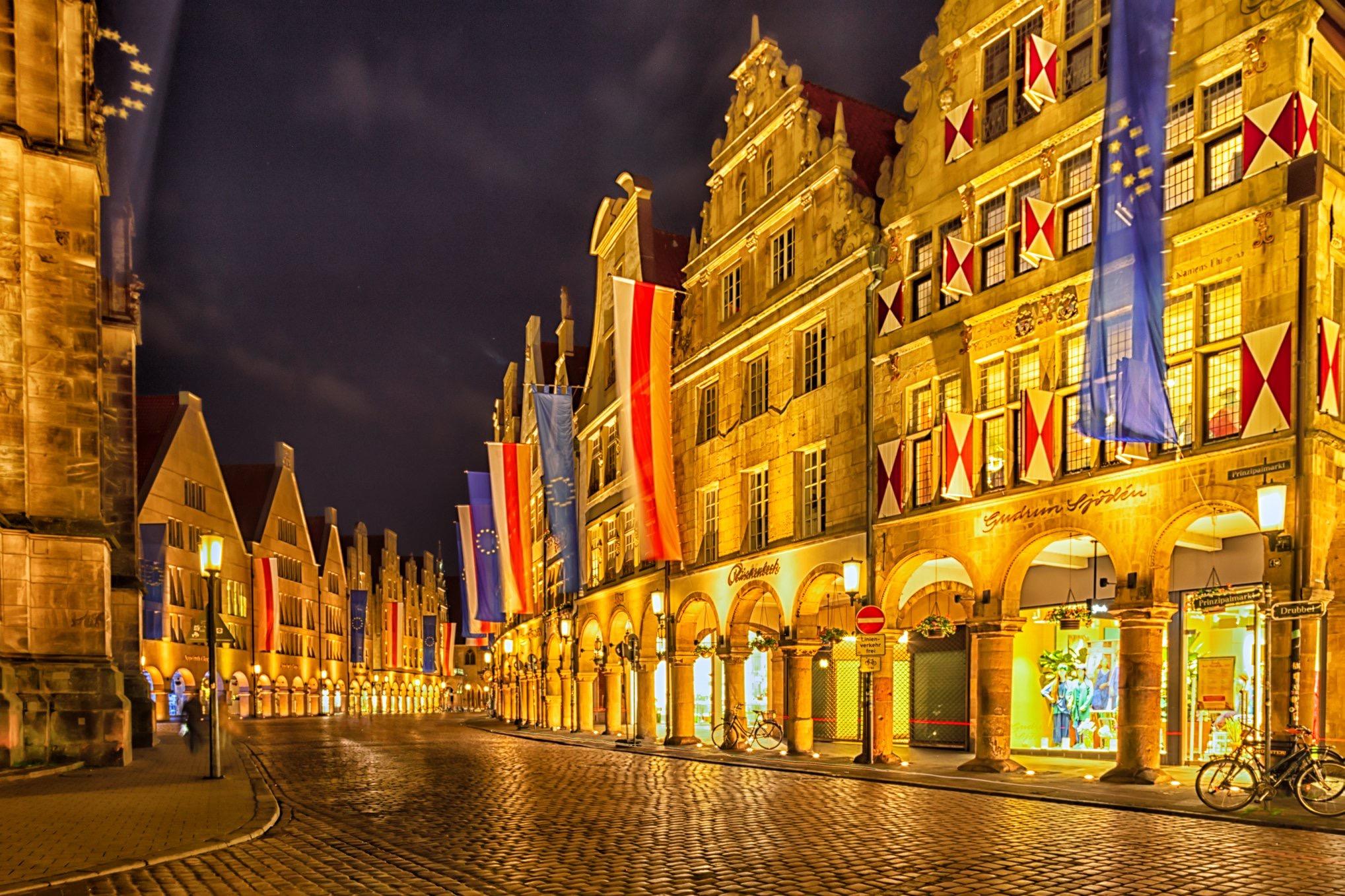 Die Stadt Münster