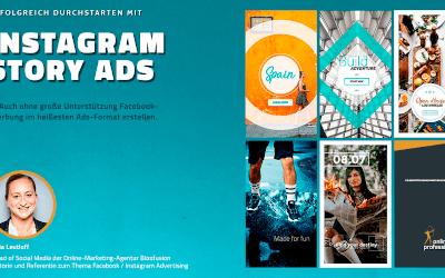 14. Münster Online Marketing Meetup: Erfolgreich durchstarten mit Instagram-Stories