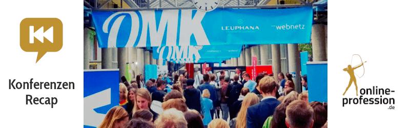 OMK 2019 Recap: So war es auf der Online Marketing Konferenz in Lüneburg