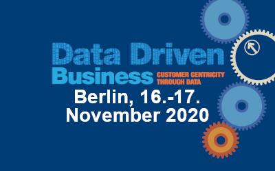 Data Driven Business – Doppel-Konferenz zu Data-Analytics & A.I. in Berlin