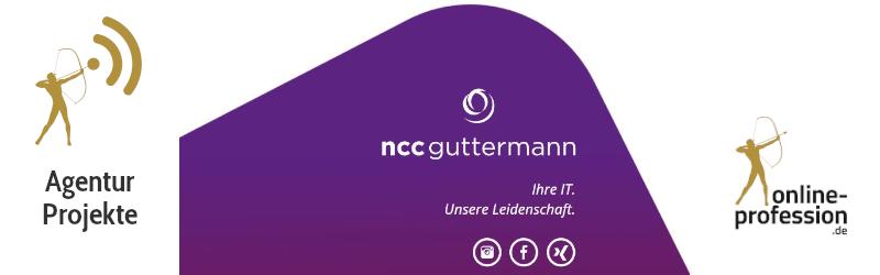 ncc guttermann Webseiten-Relaunch