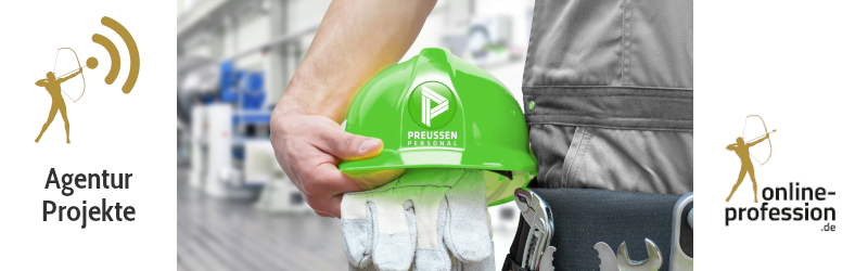 Preussen Personal: Personaldienstleistung aus Überzeugung mit neuer Webseite